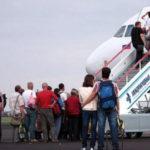 Аэропорт Иркутска ставит рекорд и получает разрешение на обслуживание самолетов Boeing-747-400