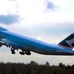 Авиакомпания Cathay Pacific заказывает дополнительные Boeing 747-8F