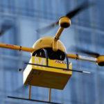 DHL начала доставку грузов беспилотниками
