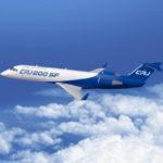 Эстонская Airest получит конвертированный грузовой самолет CRJ200