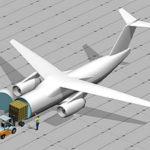 Концепцию скоростного беспилотного грузового самолета разрабатывают в ЦАГИ