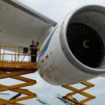 Летные испытания модернизированных двигателей для Ан-124 наметили на следующий год