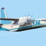 На Украине собран первый фюзеляж транспортного самолета Ан-132