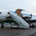 Uzbekistan Airways выполнила первый рейс на грузовом Boeing 767