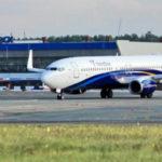 В аэропорту Красноярска завершен первый этап реконструкции части грузового комплекса
