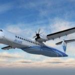 В Европе выдали сертификат на полугрузовой вариант ATR 72-600
